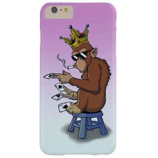 CRIMINAL MONKEY BARELY THERE iPhone 6 PLUS CASE