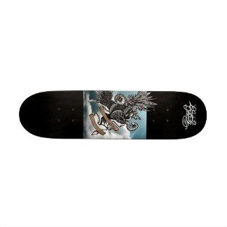 Criminalz original: Incluso la cuenta Skate Boards