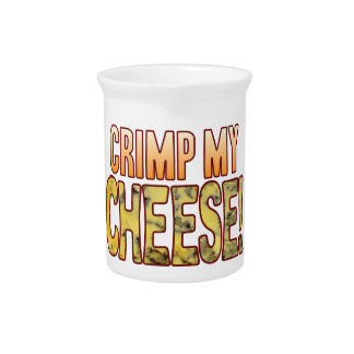 Crimp My Blue Cheese Pitchers