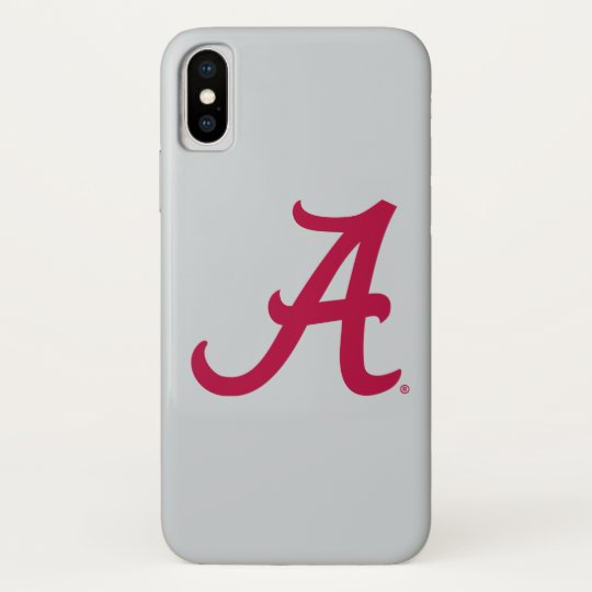 096260af462 Crimson Alabama A Case-Mate iPhone Case