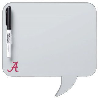 Crimson Alabama A Dry-Erase Board