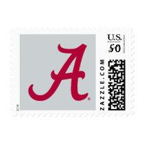 Crimson Alabama A Postage