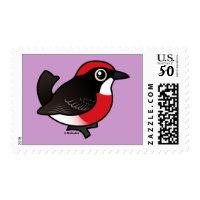 Crimson Chat Medium Stamp 2.1