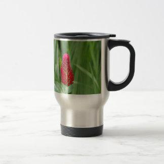 Crimson Clover Travel Mug