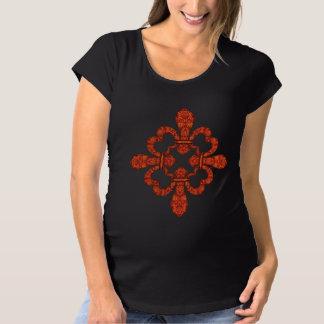 Crimson Garden Fleur T Shirt