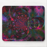 Crimson Ghost Infinity Mouse Pad #2