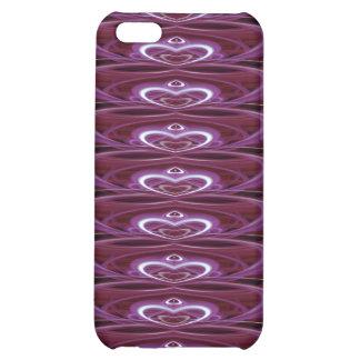Crimson Hearts 9024b Case For iPhone 5C