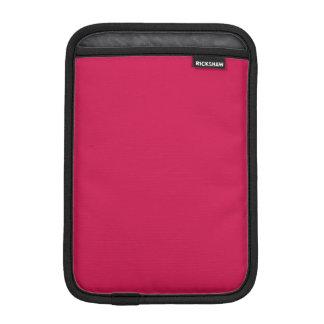 Crimson iPad Mini Sleeve
