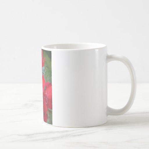 Crimson.jpg extranjero hermoso taza básica blanca