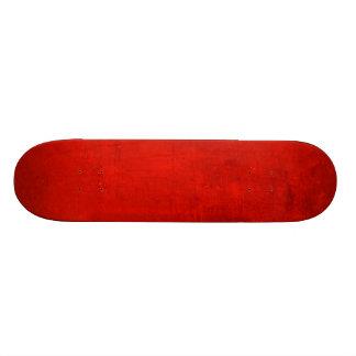 Crimson Magic Skateboard