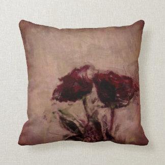 Crimson Pillows