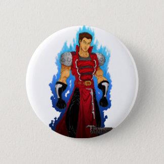 Crimson Royal Button