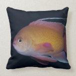 Crimson Seabream Pillow