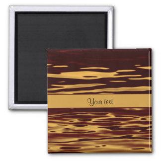 Crimson Tide 2 Inch Square Magnet