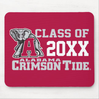 Crimson Tide Class Year w/ Big Al Mouse Pad