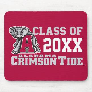 Crimson Tide Class Year w/ Big Al Mouse Pad