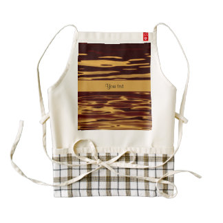Crimson Tide Zazzle HEART Apron