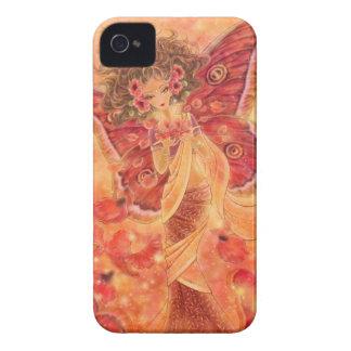 Crimson Wings Fantasy Art iPhone 4/4S Case
