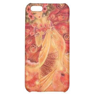 Crimson Wings iPhone 4 Case