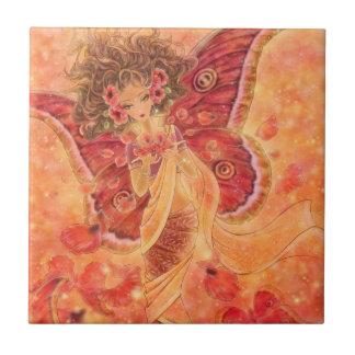 Crimson Wings Tile