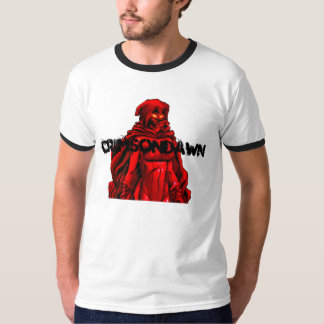 CRIMSONGIRL, CRIMSONDAWN T-Shirt