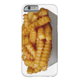 Crinkle-cut french fries barely there iPhone 6 case