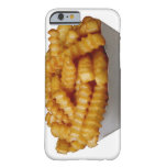 Crinkle-cut french fries iPhone 6 case