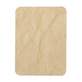 Crinkle Paper Background Vinyl Magnet