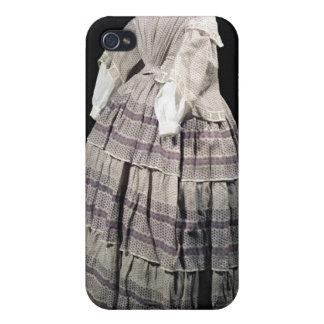Crinoline dress, 1850-60 iPhone 4 cover