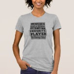 Crió a mi jugador preferido - camiseta de encargo