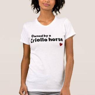Criollo horse shirts