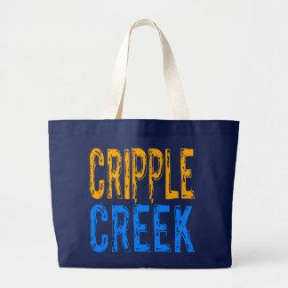 Cripple Creek Canvas Bag