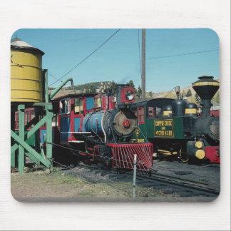 Cripple Creek, Victor Railway, Colorado, U.S.A. Mouse Pad
