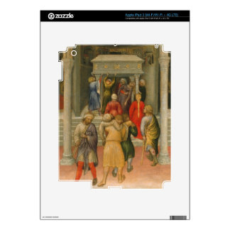 Crippled and Sick Cured at Tomb of St. Nicholas iPad 3 Decal