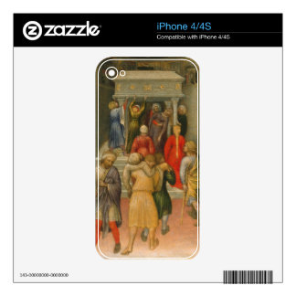 Crippled and Sick Cured at Tomb of St. Nicholas iPhone 4S Skin