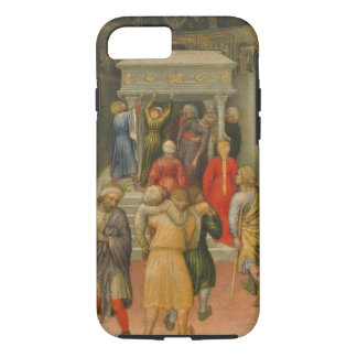 Crippled and Sick Cured at Tomb of St. Nicholas iPhone 8/7 Case