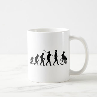 Crippled Classic White Coffee Mug