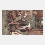 Cripples by Pieter Bruegel Stickers