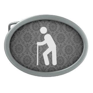 Cripples Minimal Belt Buckles