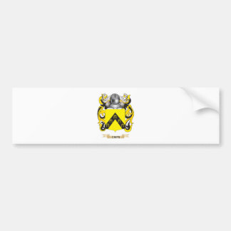 Crips Coat of Arms Car Bumper Sticker