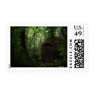 Cripta vieja sellos