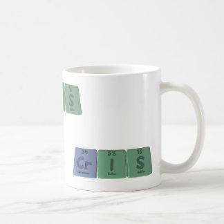 Cris as Chromium Iodine Sulfur Mug