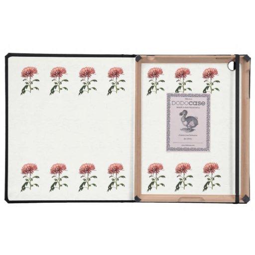 Crisantemo Shelbers iPad Funda