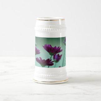 Crisantemo y significado tazas de café