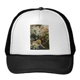 Crisantemos de James Tissot Gorras