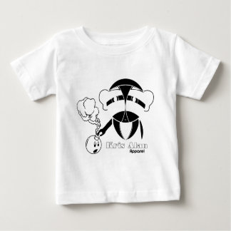 Crisis Defused Black Baby T-Shirt