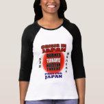 Crisis en Japón 2011 Camiseta