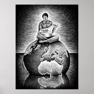 Crisis global poster