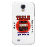 Crisis In Japan 2011 Galaxy S4 Cover