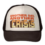 CRISIS MESH HAT
